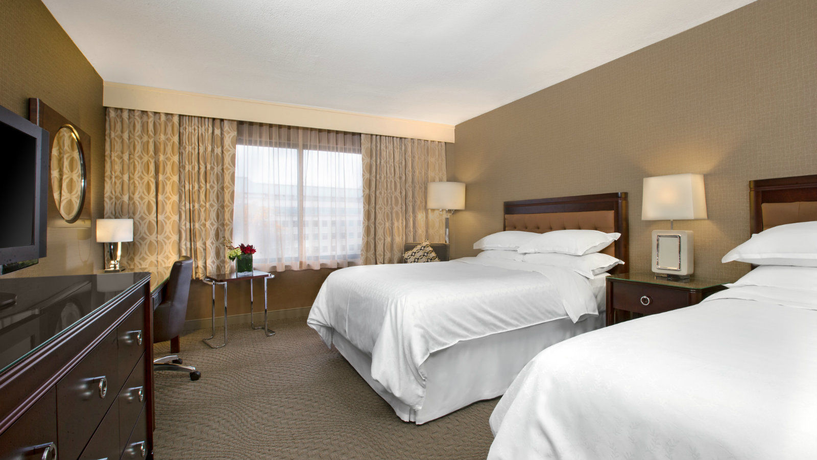 Reston Hotel Rooms