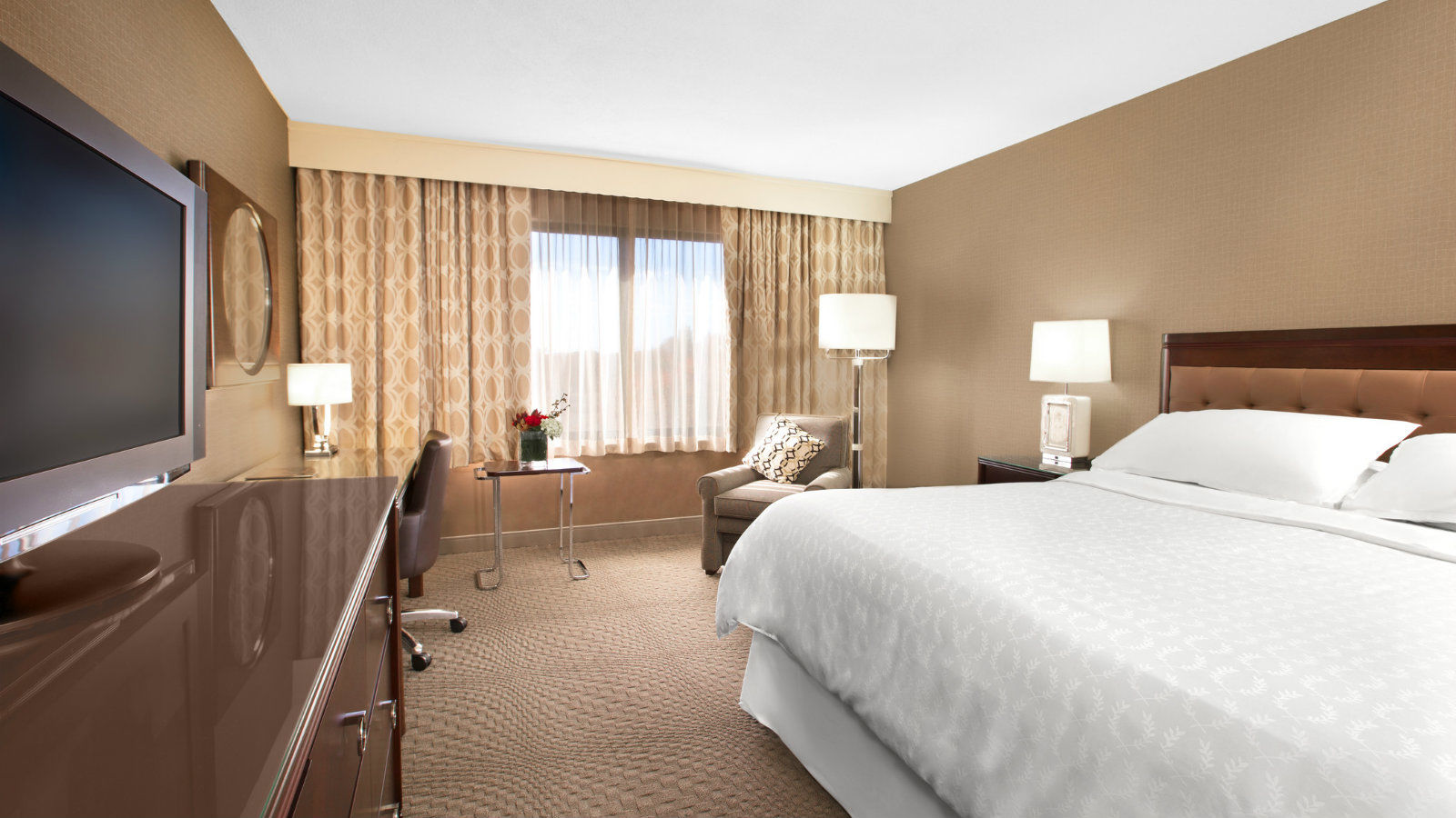Starwood Preferred Guest Rooms