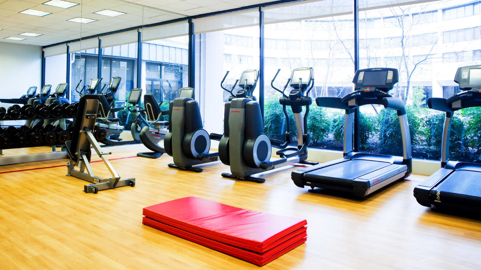 Reston Hotel Amenities - Fitness Facility