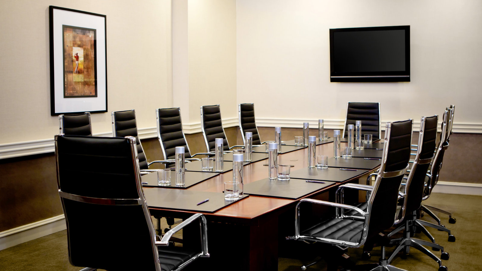 Sheraton Reston Hotel - Executive Boardroom