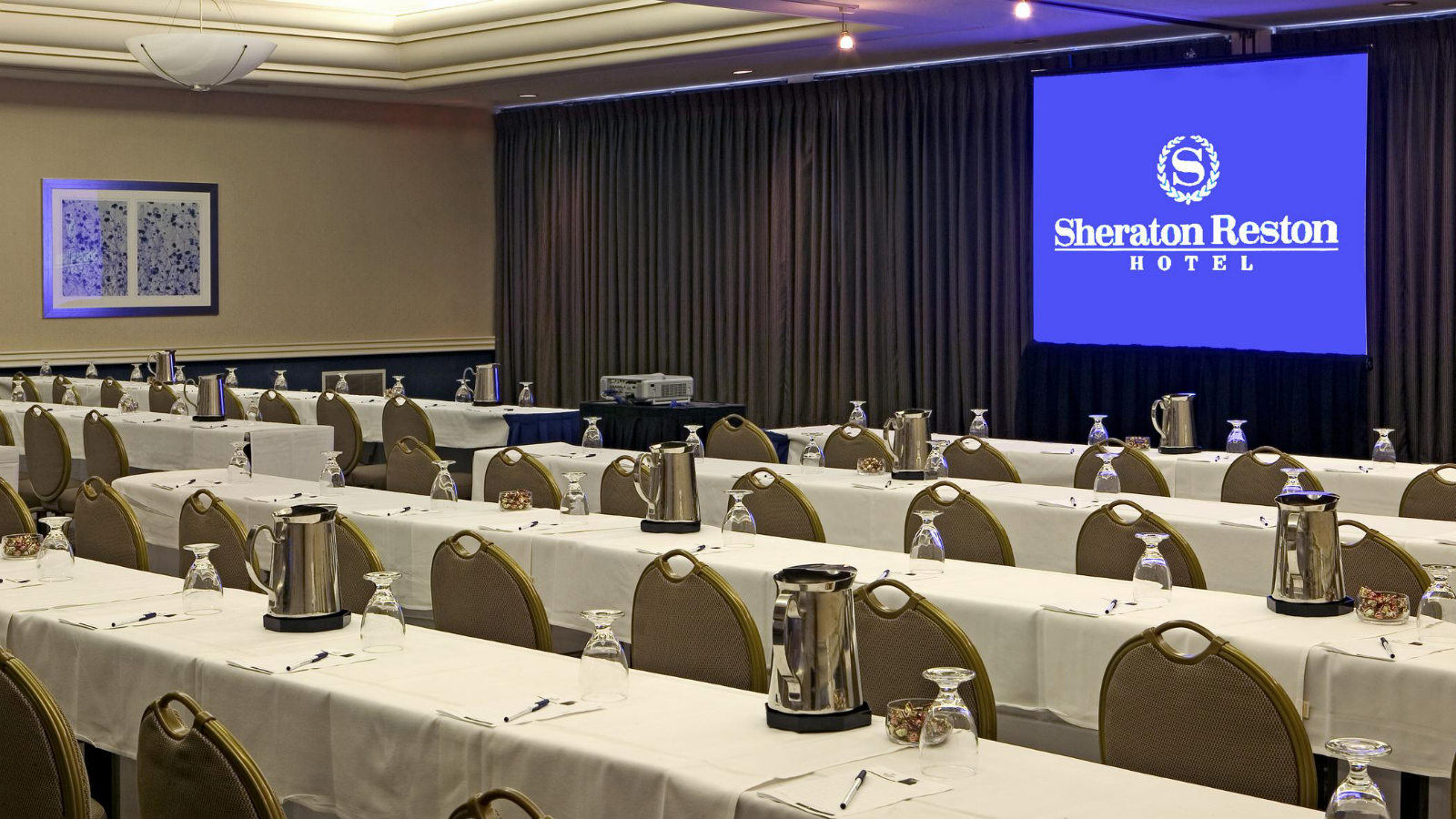 Sheraton Reston Hotel -  Meeting Space